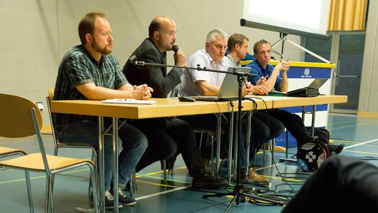 Die Aussprache zwischen Gemeinderat und Bevölkerung offenbarte schon Gräben, die kaum mehr zuzuschütten waren.