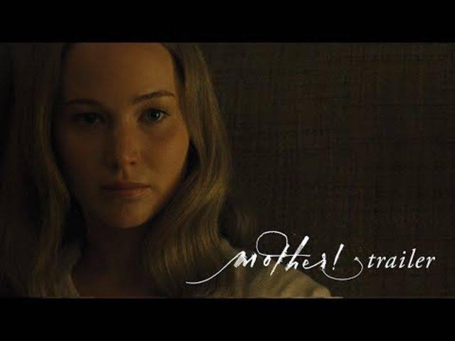 Trailer zu «Mother!» (Englisch)