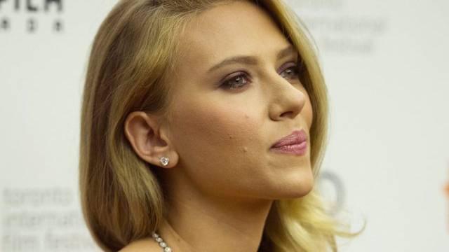 Verlobt: US-Schauspielerin Scarlett Johansson (Archiv)