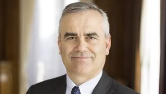 Thomas Gottstein ist seit Mitte Februar Konzernchef der Credit Suisse. Er folgte auf Tidjane Thiam.