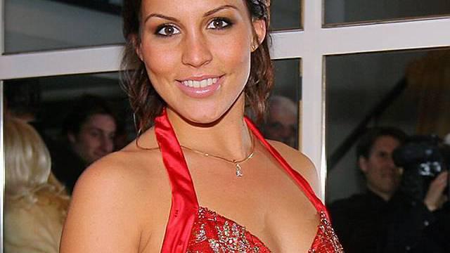 Amanda Ammann - Miss Schweiz 2008 (Archiv)
