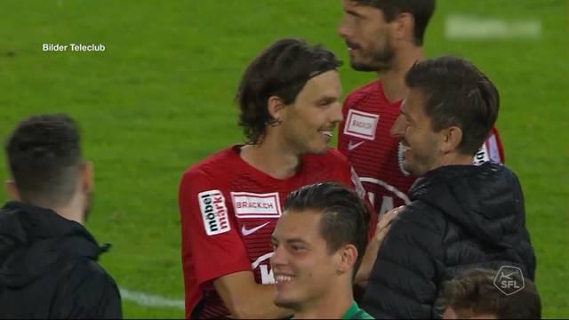 FC Aarau: Erlösung nach Katastrophen-Saisonstart