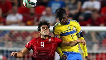 Schwedens Junioren setzten sich gegen Portugal knapp durch