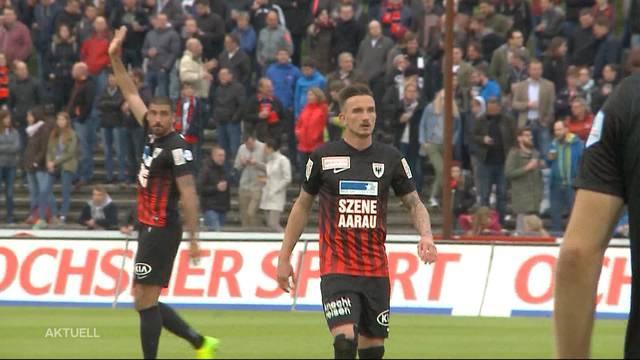 FC Aarau entlässt Jurendic