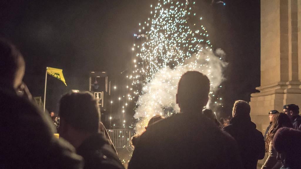 Silvesternacht: Kanton SG will keine Leute auf Klosterplatz