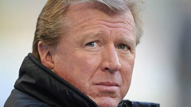 Steve McClaren betreut nun einen Traditionsklub.