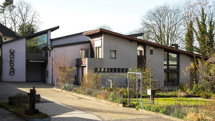 Das Rehmann-Museum in Laufenburg. Archiv