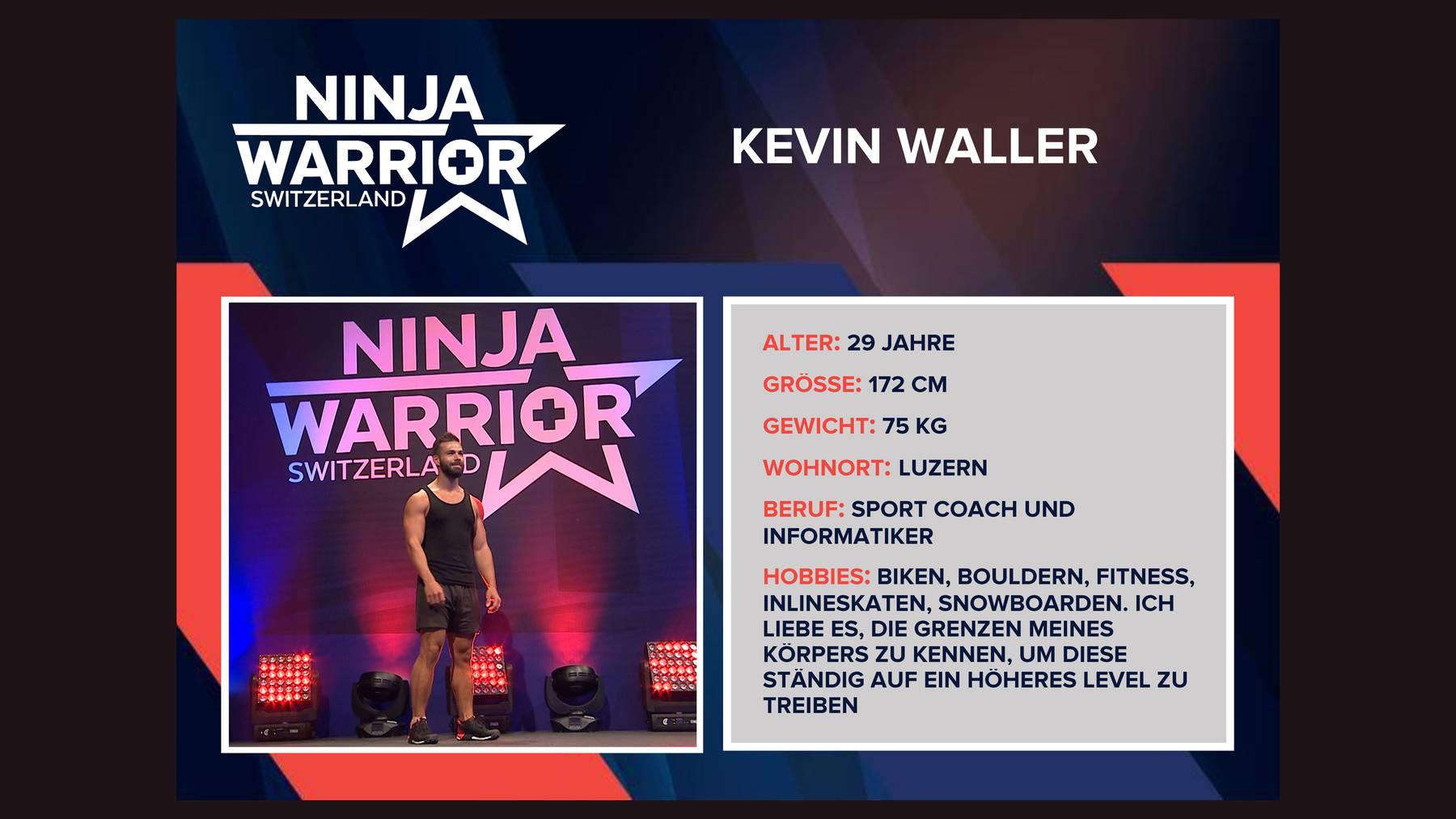 Kevin Waller