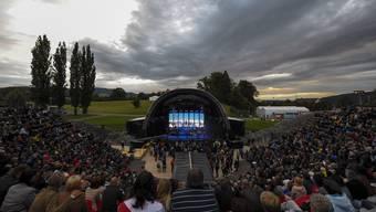 Grandiose Kulisse: Der Auftritt von Crazy Diamond in Augusta Raurica ist eine Reminiszenz an das legendäre Pink-Floyd-Konzert in Pompeji.