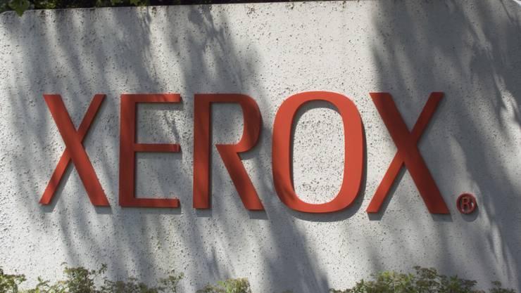 Der Xerox-Konzern verliert einen Teil seiner Führungsmannschaft - inklusive des Konzernchefs. (Archivbild)