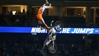 Pat Bowden bei der letztjährigen Night of the Jumps
