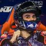 Überlegener Start-Ziel-Sieg beim Heimrennen: der portugiesische KTM-Fahrer Miguel Oliveira