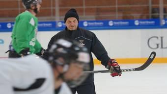 Urdorf-Coach André Wismer: «Wir werden ab der ersten Minute Vollgas geben, mit Kraft und Wille werden wir die Punkte holen.»