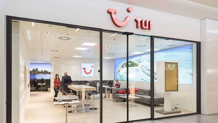Auch Tui Suisse streicht 70 Stellen - 8 Filialen schliessen. (Archiv)