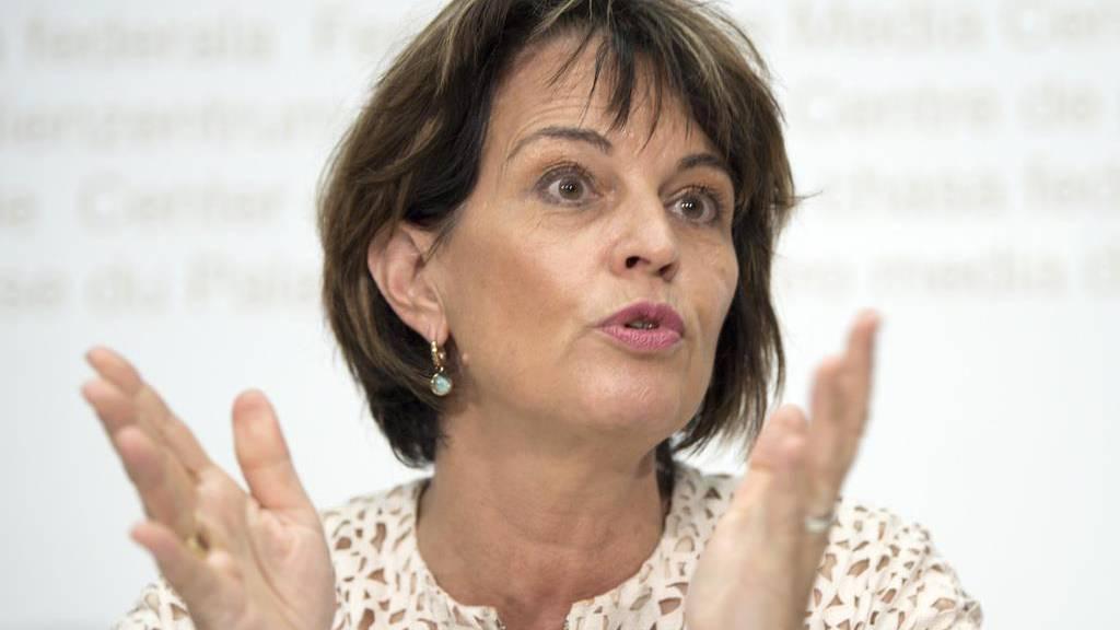 Doris Leuthard wird Verwaltungsrätin bei Coop