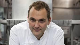 Daniel Humm auf dem Weg nach oben: «Wir geniessen diesen Moment und sind stolz. Als Restaurant streben wir weiterhin nach Spitzenleistung.» (ft)