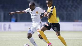 Seydou Doumbia erzielte gegen YB seinen 16. Saisontor.