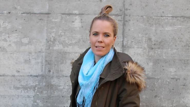 Melanie Häfliger ist seit Sommer die Assistenztrainerin der Frauen-Hockey-Nati.