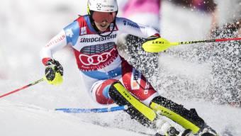Wendy Holdener bringt sich in Soldeu in Position für den ersten Weltcupsieg im Slalom