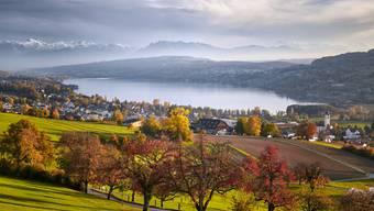 Der Hallwilersee ist eine der aargauischen Landschaftsjuwele.