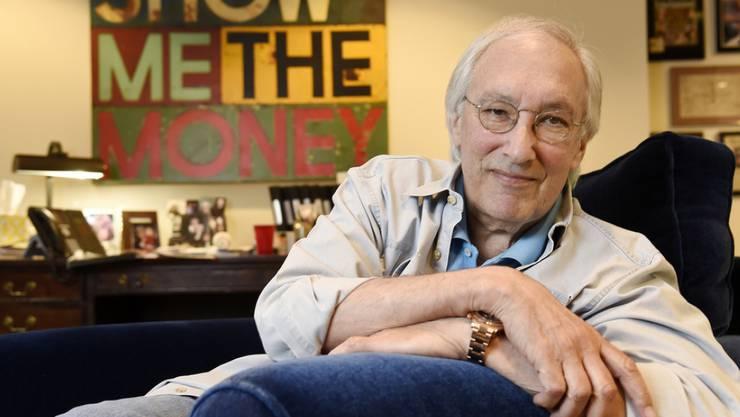 Der US-amerikanische Produzent und Serienautor Steven Bochco ist am 1. April 2018 im Alter von 74 Jahren gestorben. (Archiv)