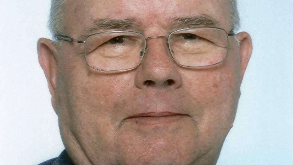 Johann Meier wird vermisst