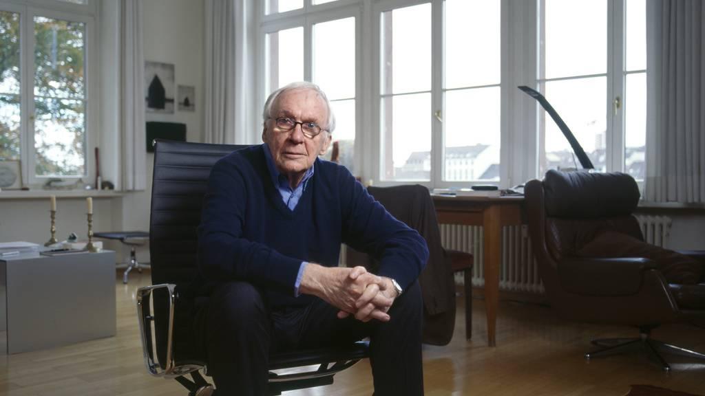Theaterregisseur Werner Düggelin ist im Alter von 90 verstorben
