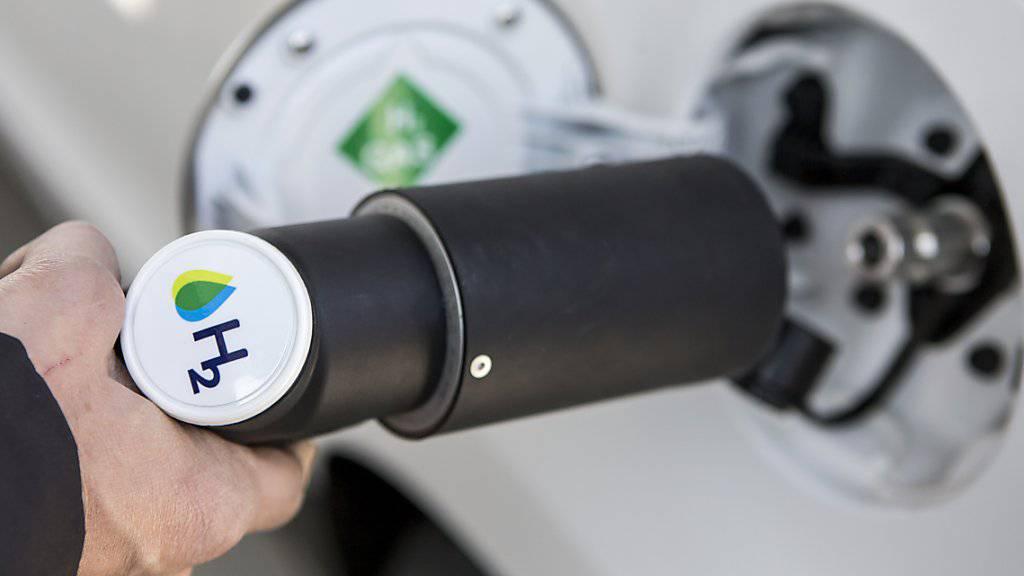 Bosch baut auf Brennstoffzelle. (Archivbild)