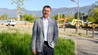 «Nur wenig mehr Spielraum»: Bernard Staub, Chef Amt für Raumplanung.