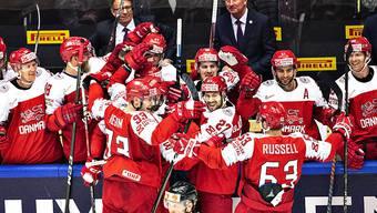 Dänemark nach dem 3:0 gegen Norwegen auf dem Weg in den dritten WM-Viertelfinal