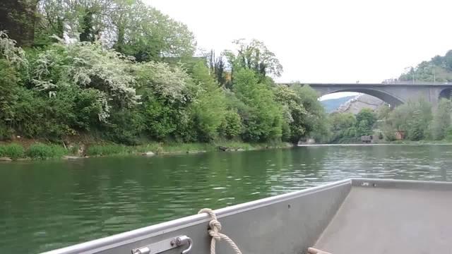 Ein Museumsbesuch auf dem Wasser