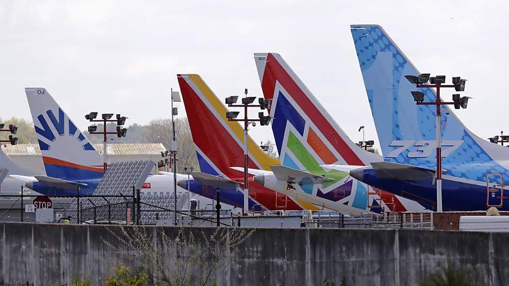 Boeing peilt wichtigen 737 MAX-Zertifizierungsflug Ende Juni an