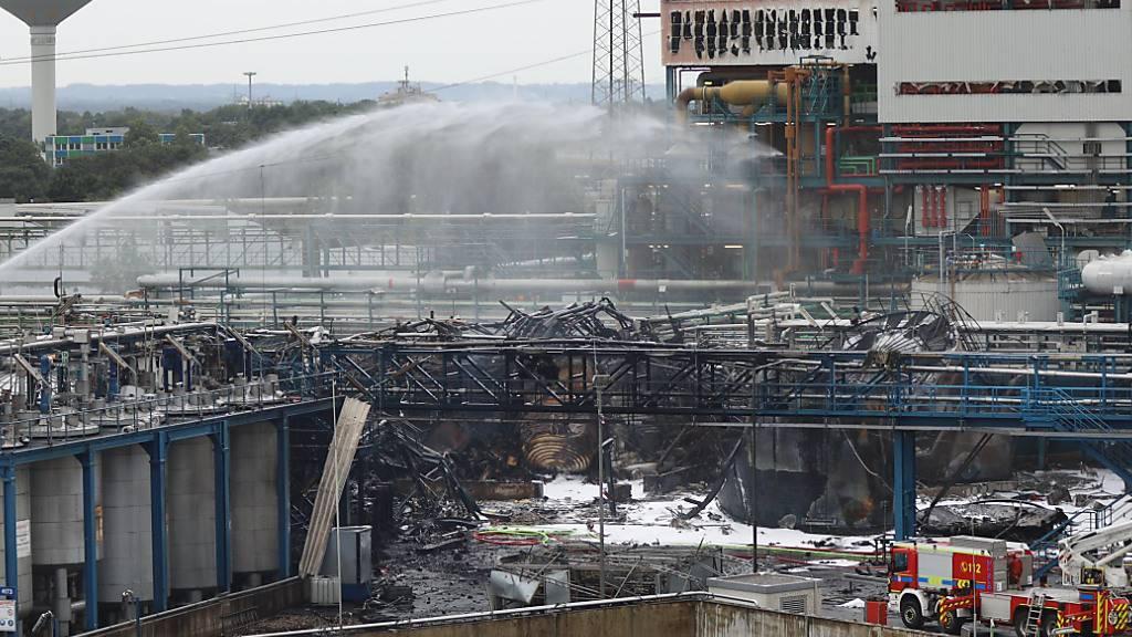 Nach Explosion in Leverkusen drei weitere Tote gefunden