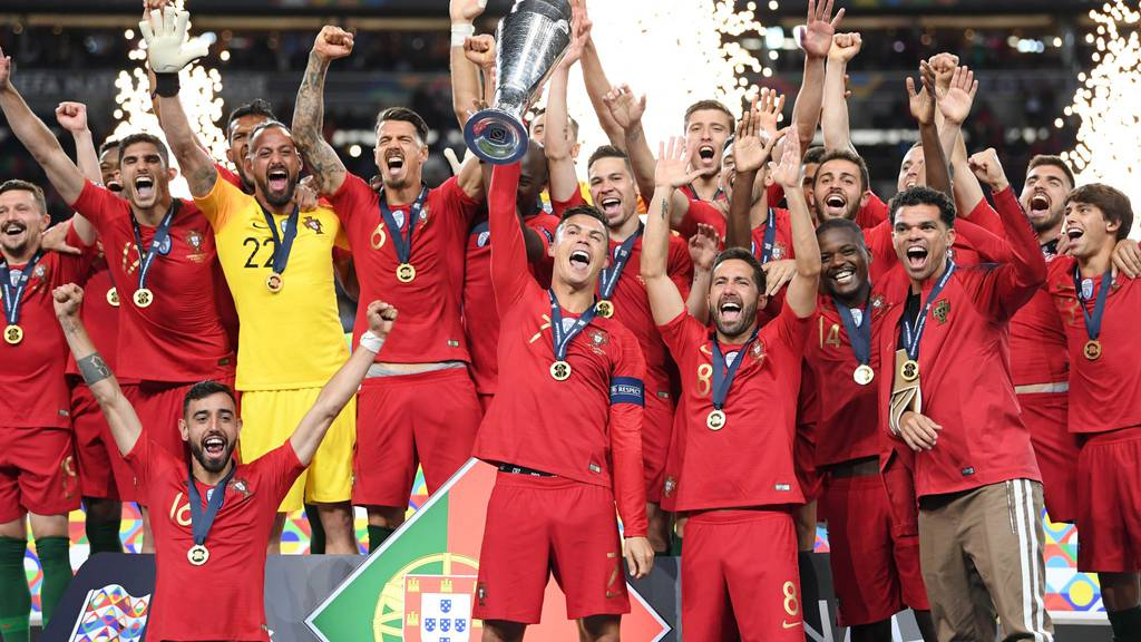 Portugal gewinnt die Nations League