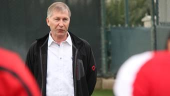 Trotz Abstieg stehen die Aktionäre des Clubs hinter ihrem Vorstand. Fazit der GV: Hauptziel ist der sofortige Wiederaufstieg in die Super League.