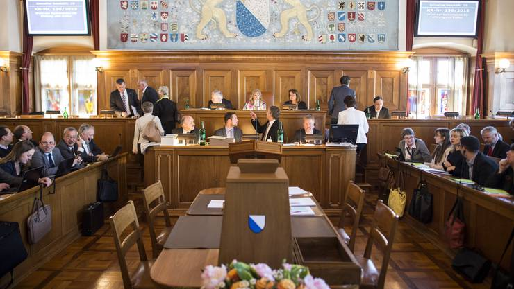 Mit 81 zu 57 Stimmen bei 32 Enthaltungen genehmigte der Kantonsrat überraschend den Rechenschaftsbericht des Sozialversicherungsgerichts (SVG) ohne Vorbehalt. (Bild: Kantonsrat Zürich)