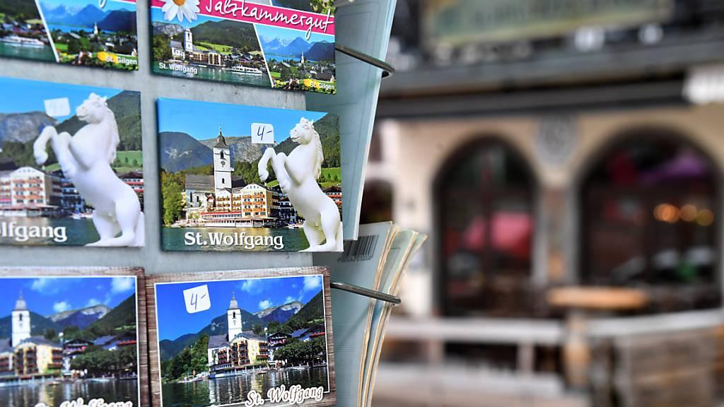 Zahl der Corona-Fälle in österreichischem St. Wolfgang steigt weiter