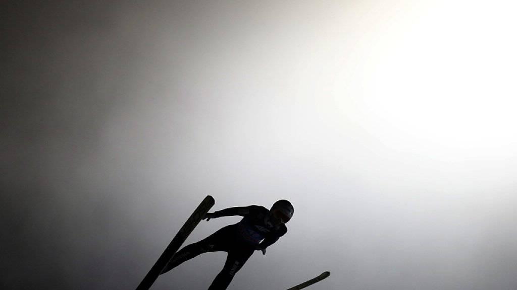 Killian Peier fliegt ins Scheinwerferlicht.