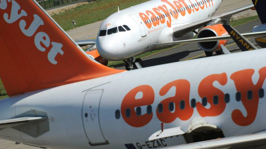 Höhere Ticketpreise stimmen Easyjet zuversichtlicher