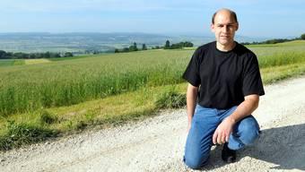 Ex-Regierungsratskandidat Peter Brudermann will ins «Stöckli». mt