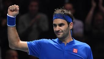 """Ende einer """"historischen Saison"""": Roger Federer"""