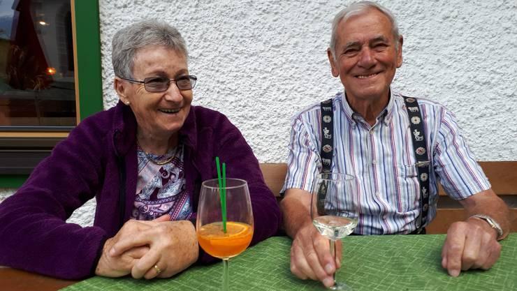 Hanni und Willi Jäggi