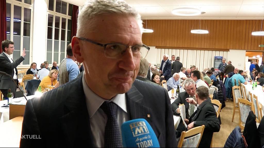 Schlappe für Glarner: SVP Aargau befürwortet Covid-19-Gesetz
