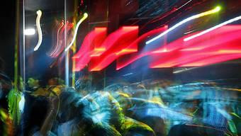 Blick in eine Disco (Symbolbild)