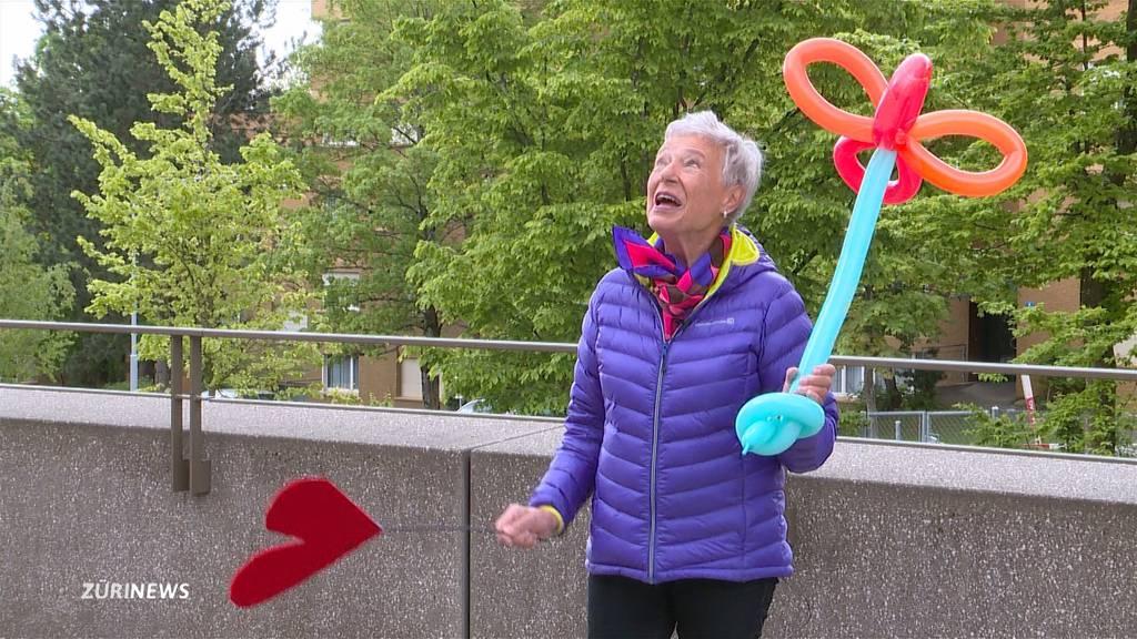 Bittersüsse Senioren-Liebe in Zeiten von Corona