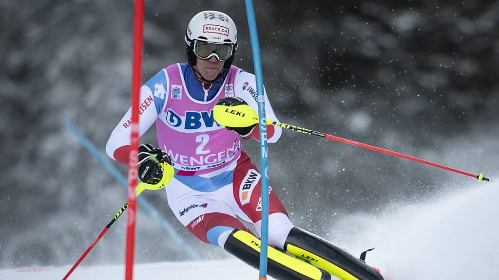 Drei Schweizer in den Top 8 – Clément Noël führt