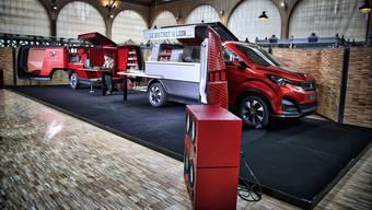 Peugeot Foodtruck