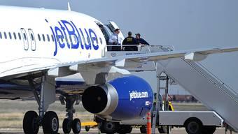Renitenten Flugpassagieren soll der Prozess gemacht werden.