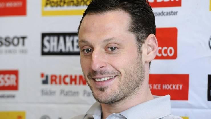 Mag, wie Büne Huber, keine Pussys: Der ehemalige Eishockey-Profi Mark Streit hätte für den sportlichen Erfolg ein zahnloses Lächeln in Kauf genommen. (Archivbild)