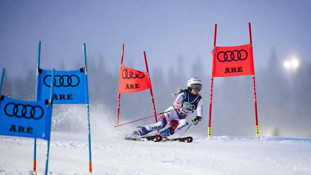 Das Parallel-Rennen ersetzt die Kombination an der nächsten WM in Cortina noch nicht